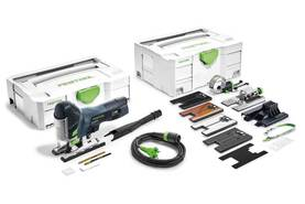 FESTOOL Pistosaha PS 420 EBQ-Set CARVEX 561588 - Käsisahat - 4014549186626 - 1